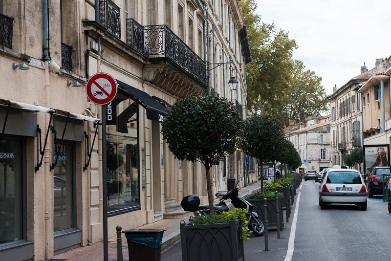 Avignon, France.