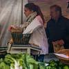 Légumes vendor (vegetables).