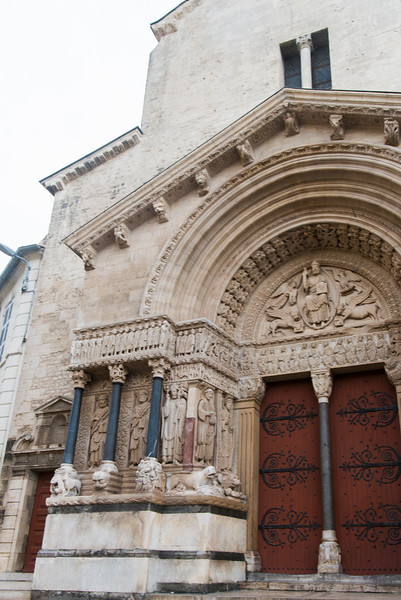 Église Saint-Trophine, Arles.