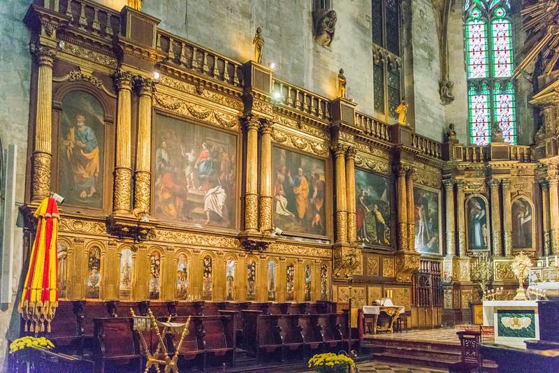 Basilique Saint-Pierre.