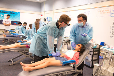 WESTERNU COLLEGE OF DENTAL MEDICINE PROVIDES DENTAL CARE TO MORE THAN 15,000 CHILDREN THROUGH FIRST 5 LA FUNDING