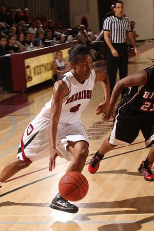 W. Basketball 09-10
