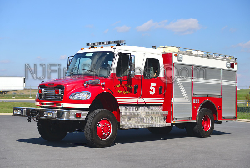 WEST VIRGINIA ANG 167TH AIR LIFT FD SQUAD 5