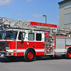 WEST VIRGINIA ANG 167TH AIR LIFT FD TRUCK 16
