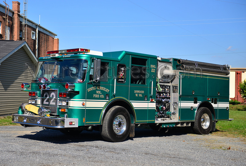 SOUTH BERKELEY, WV ENGINE 22