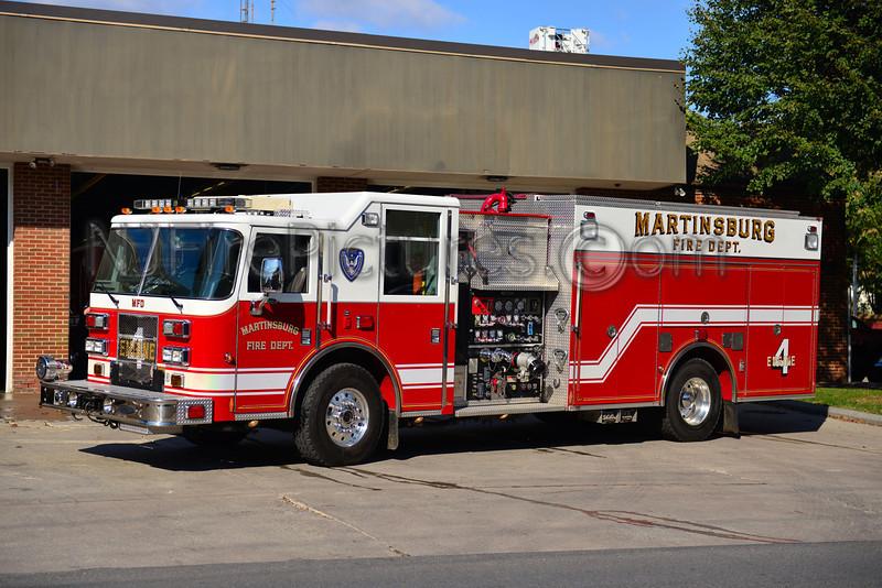MARTINSBURG, WV ENGINE 4