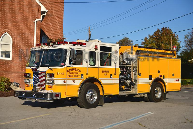 BEDINGTON, WV ENGINE 43