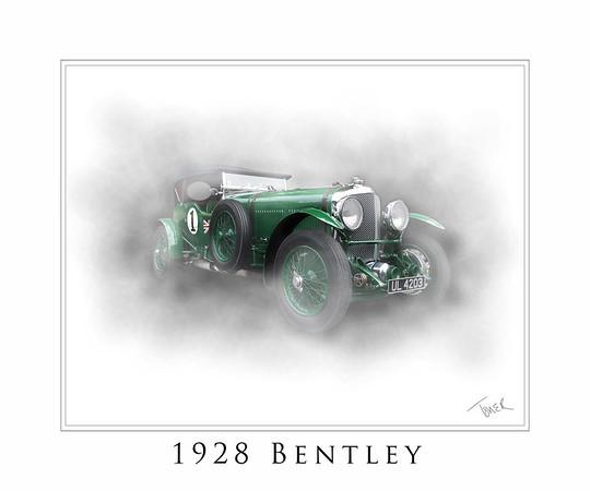 1928 Bentley Speed Six