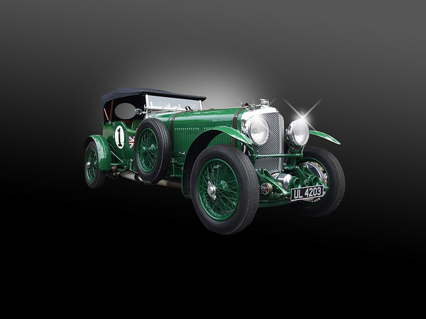 1928 Bentley Speed Six