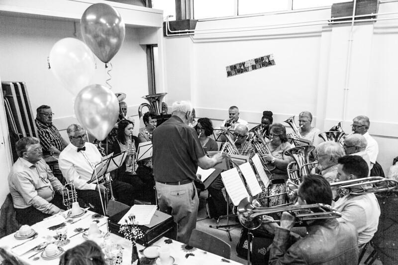 Grandpa Friend's 85th Birthday Party 16th Apr 2016