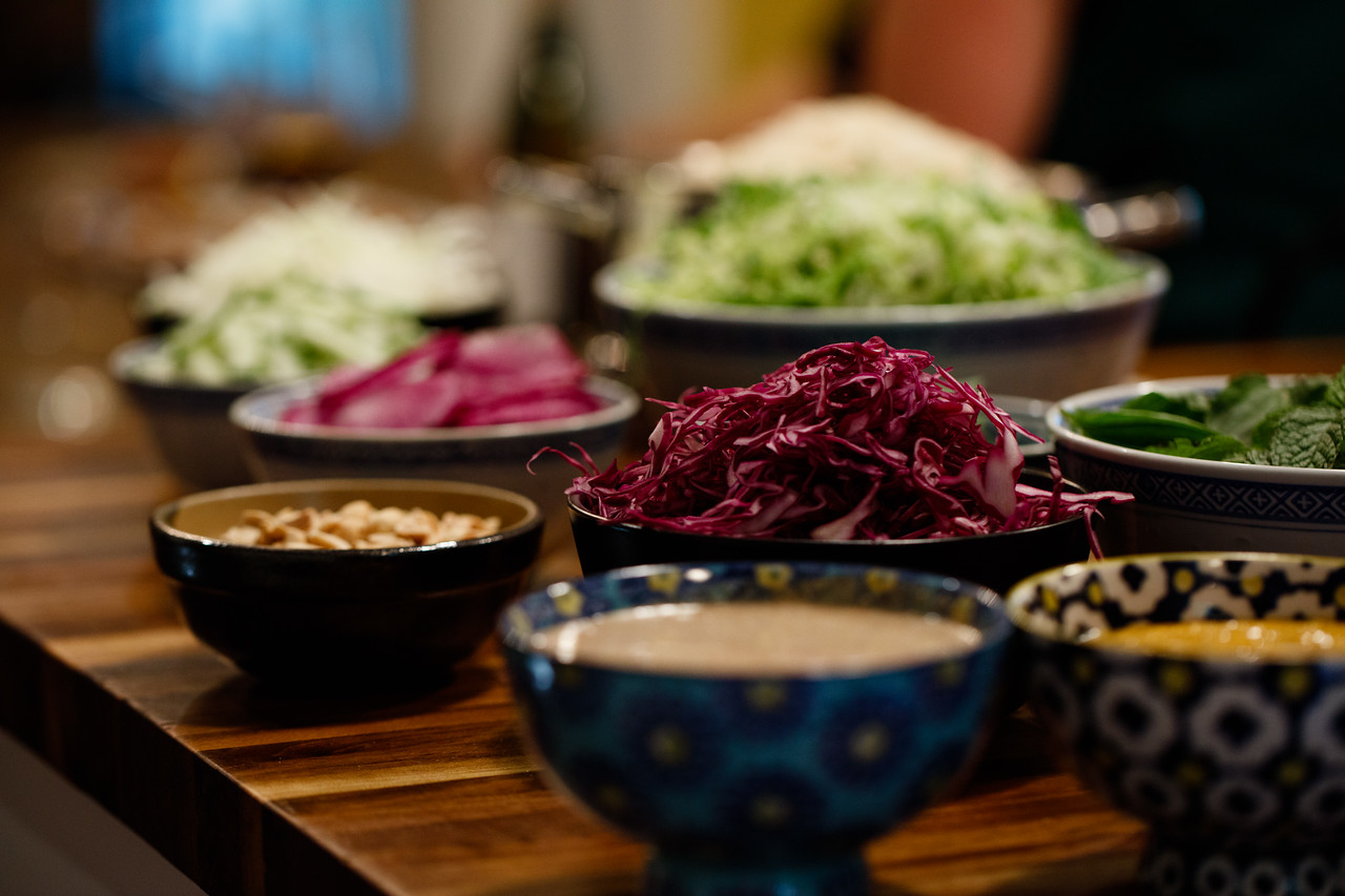The Whole Foods Diet Cookbook: Tasting Party