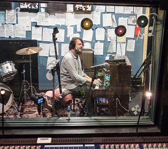 Marco Benevento through the glass