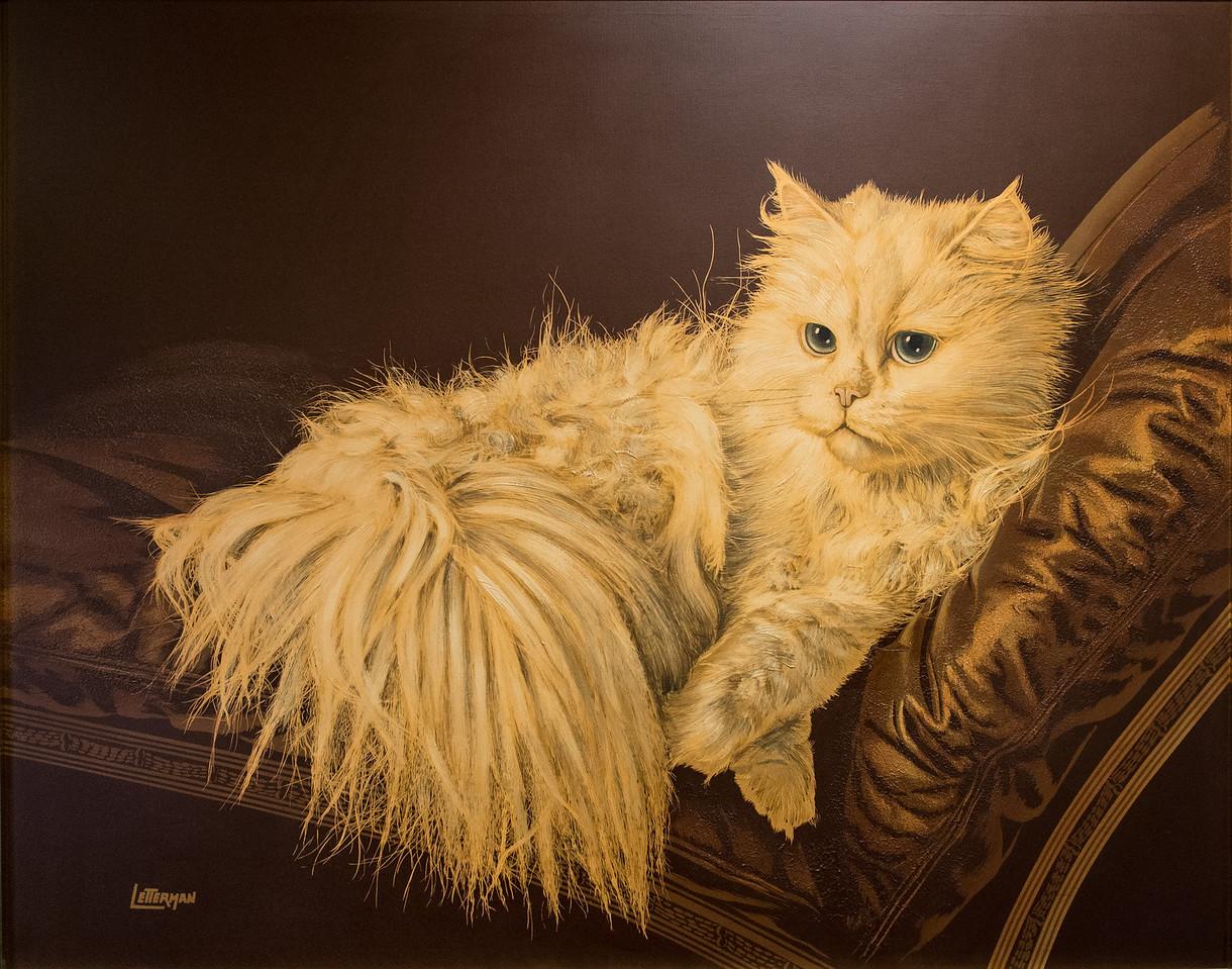 The Cat (frameless)
