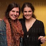 Katie Ewen and Joanna Blieden.