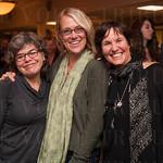 Tracy Karem, Tara Remington and Maria Whitley.