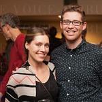 Camille Cothron and Matt Guss.
