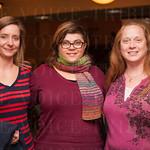 Elizabeth Nolan, Dawn-Michelle Waddell and Kim Leach.
