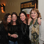 Cindy Rice Grissom, Susan Vine, Carin Isaacs and Linda Rice.
