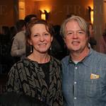 Beth Nolte and Mark Steiner.