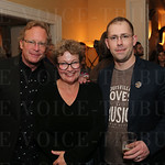 John Timmons, Denise Puthuff and Daniel Gillaim.