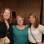 Robyn Sekula, WFPK Program Director Stacy Owen and Jessica Bergman.