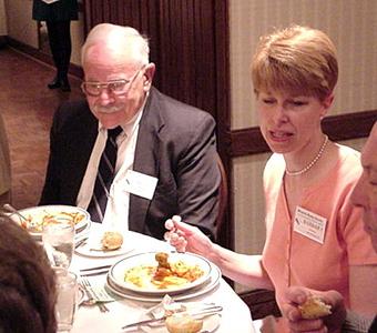 Billy Wingfield & Barbara Cortino