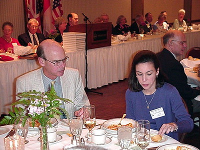 John Parry-Wingfield & Catherine Kendrick