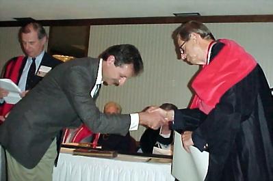 Steve Preston & Bob Carr