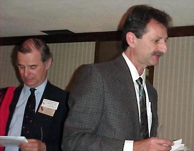 Jocelyn Wingfield & Steve Preston