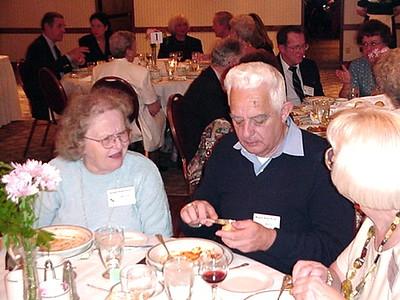 Bill & Elizabeth Griffin & Carolyn Turner