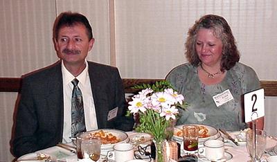 Steve & Barbara Preston