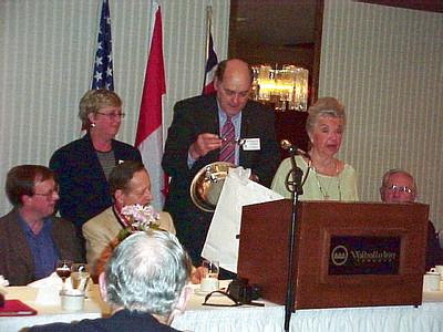Tommie & Vance Wingfield, Wilsie Carr