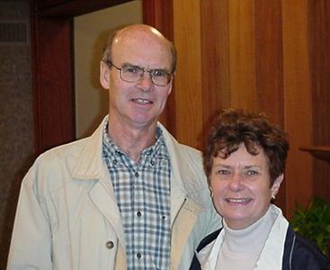 John & Sue Parry-Wingfield