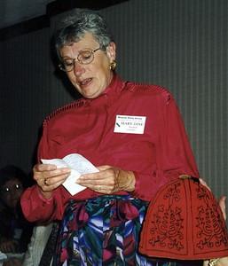 Mary Jane Wingfield