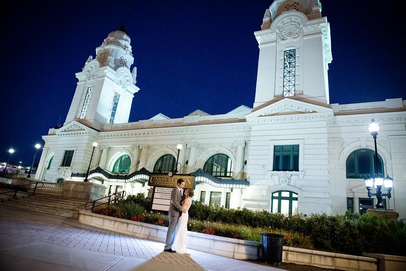 Worcester Union Station Wedding Photography