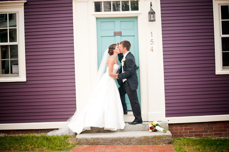 Old North Church Wedding Photography