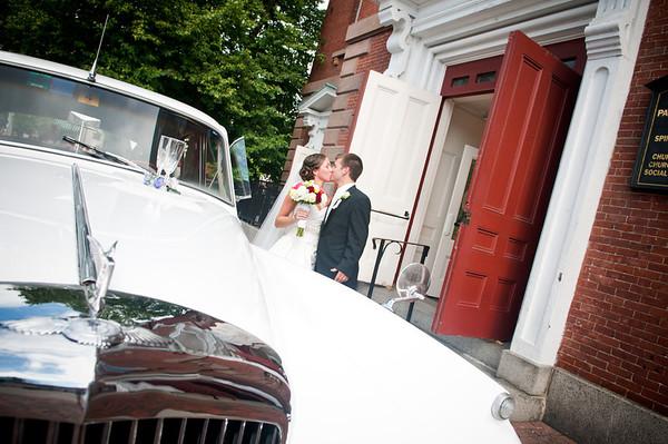 Old North Church Wedding Photography