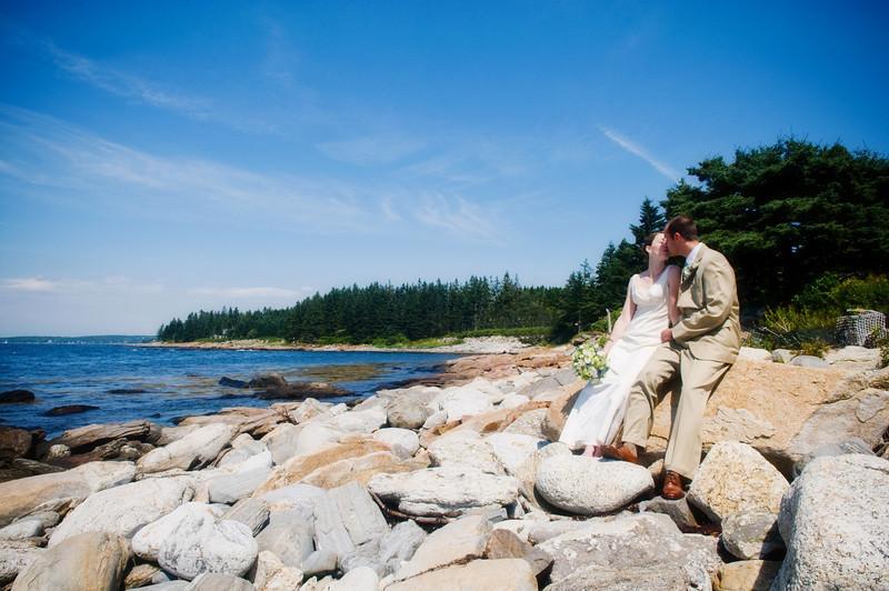 Maine Seacoast Wedding Photography