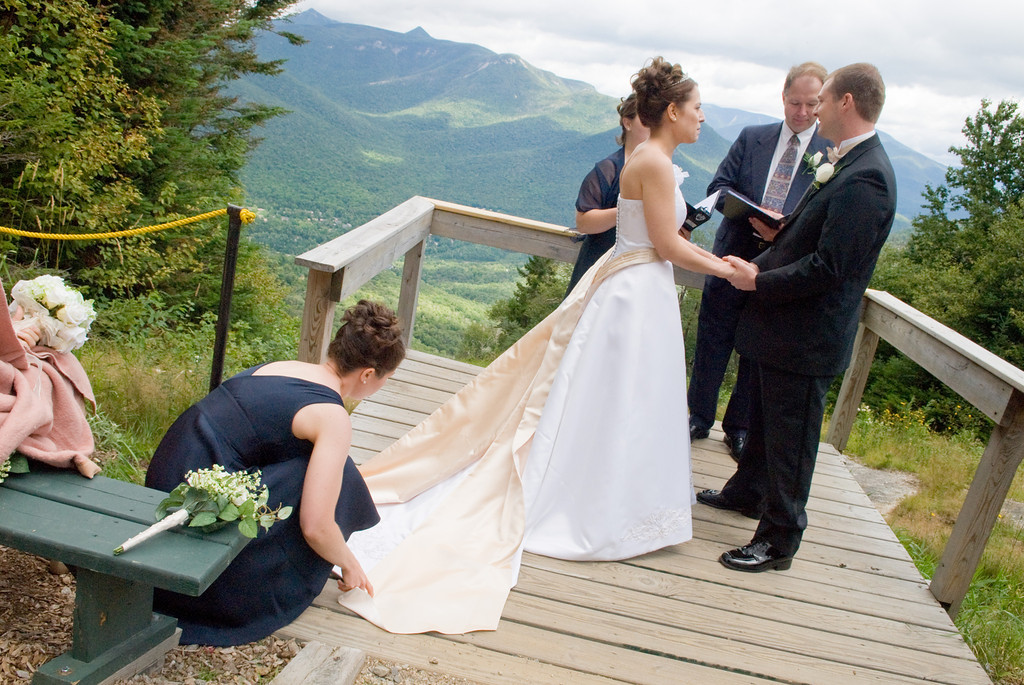 loon mountain wedding photography lincoln