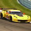 2014 Six Hours GTLM class winner - Jan Magnussen / Antonio Garcia - Chevy Corvette C7.R
