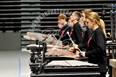 Choctaw HS Percussion