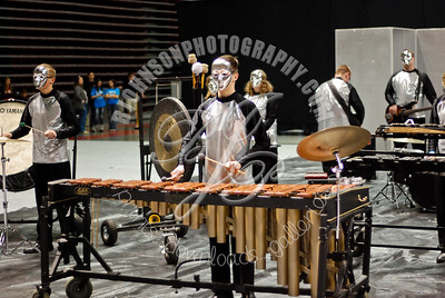 Fort Gibson HS Percussion