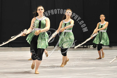 Fort Gibson Winter Guard