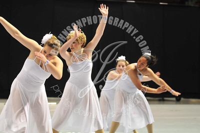 Haskell HS Winter Guard