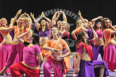 2012 Union WGPO Show -Tulsa, OK