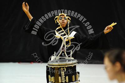 Del City HS Percussion