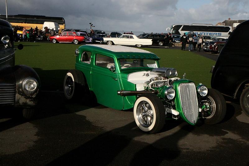 Whitby Kustom Custom Car Show