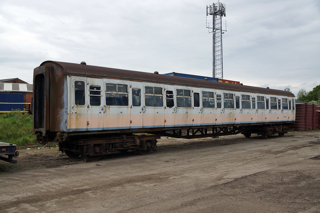 BR 70950 Trailer Second Open 13,05,2017