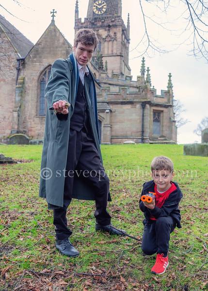 William & Aidan