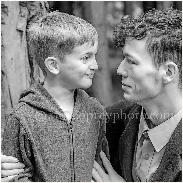 Aidan & Will